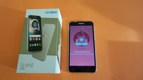alcatel shine lite - vue 15