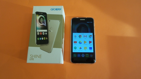 alcatel shine lite - vue 16