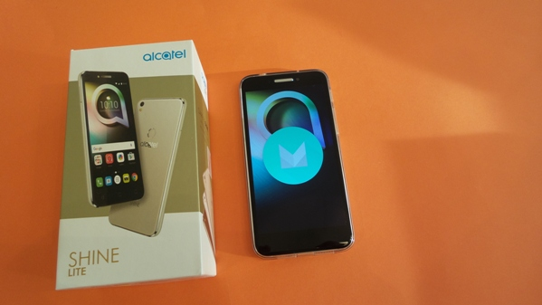 alcatel shine lite - vue 18