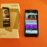 alcatel shine lite - vue 19