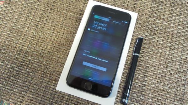 apple iphone 6 - vue 11