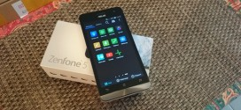 Test de l'Asus Zenfone 5 : Intel inside