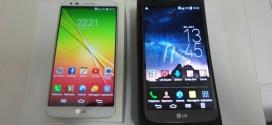 Best of de l'été : les LG G2 et G Flex