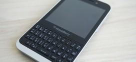 Nouveau Blackberry Kopi : les premières photos