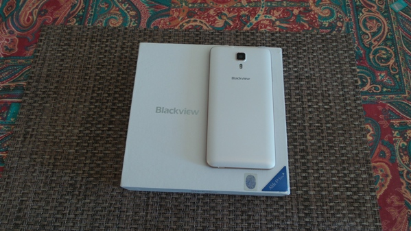 blackview alife p1 pro - vue 03