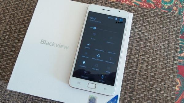 blackview alife p1 pro - vue 14