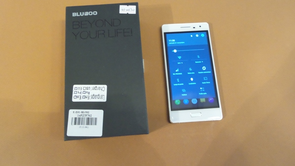 bluboo xtouch - vue 18