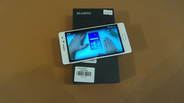 bluboo xtouch - vue 20