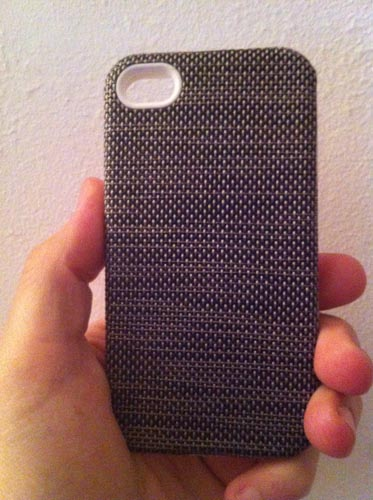 Coque Deiking pour iPhone 4 (HoussePhone)