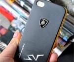 Coque Lamborghini pour iPhone 4 (HoussePhone)