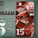 Coque pour iPhone 4 : Vintage Case par Master Case