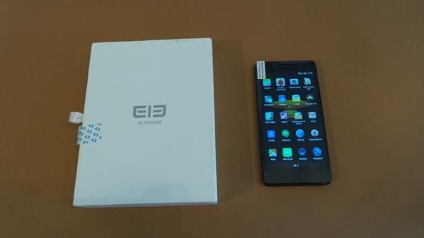 elephone p6000 pro - vue 12