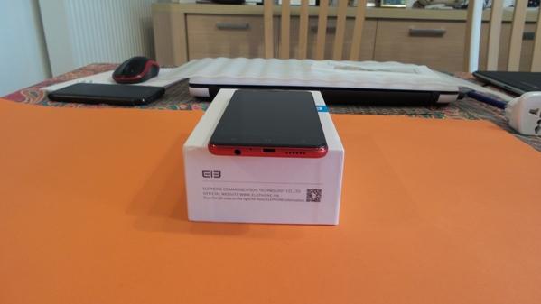 elephone p8 mini - vue 09