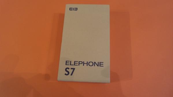 elephone s7 - vue 01