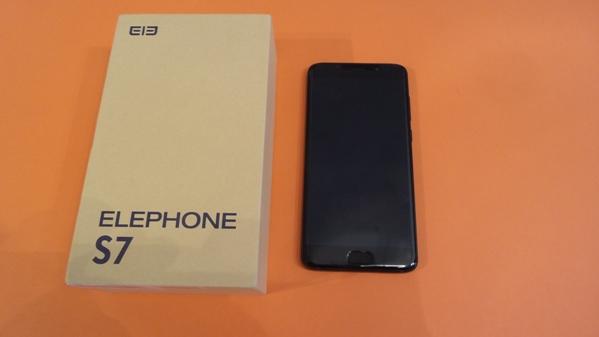 elephone s7 - vue 03