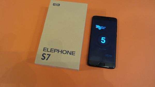 elephone s7 - vue 10