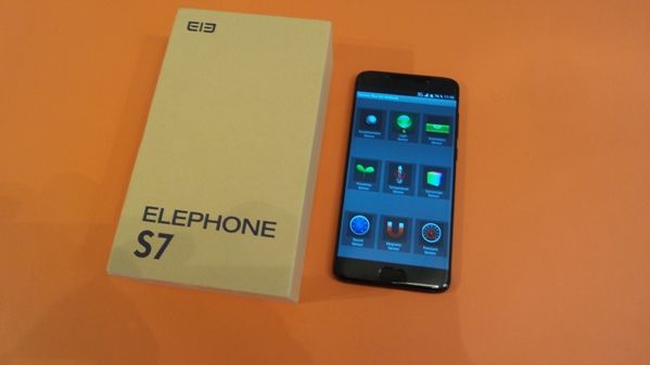 elephone s7 - vue 11