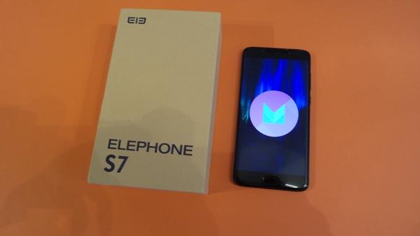 elephone s7 - vue 13