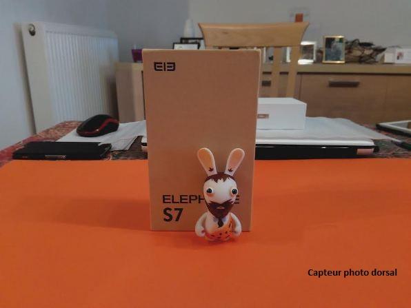 elephone s7 - vue 19