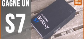 Gagne un Samsung Galaxy S7 (jeu 100.000 abonnés Youtube)