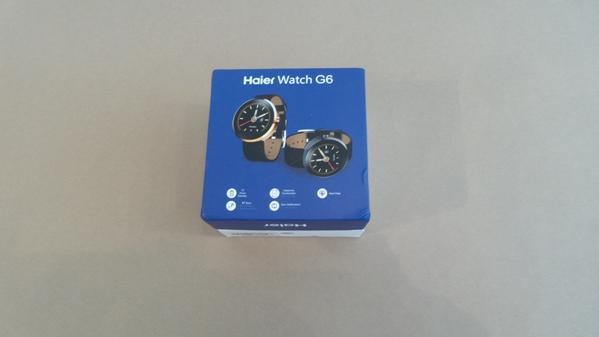 haier watch g6 - vue 01