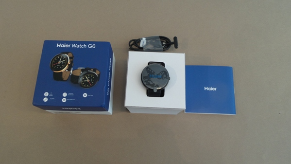 haier watch g6 - vue 03