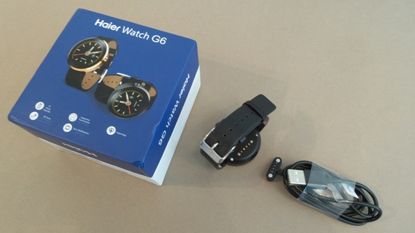 haier watch g6 - vue 04