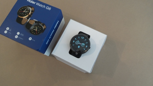 haier watch g6 - vue 09