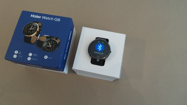 haier watch g6 - vue 10