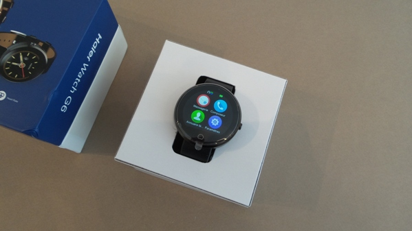haier watch g6 - vue 18