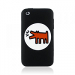 Housse Keith Haring-iPhone 3G et iPhone 3Gs