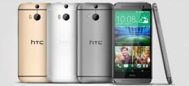 HTC One M8 disponible en trois couleurs