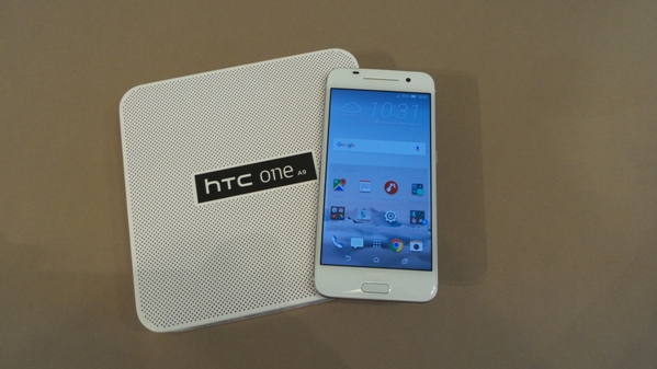 htc one a9 - vue 10