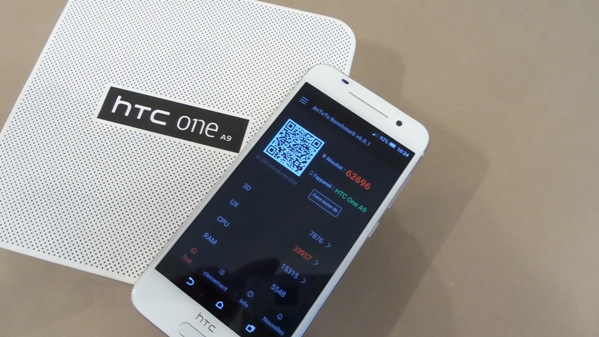 htc one a9 - vue 13