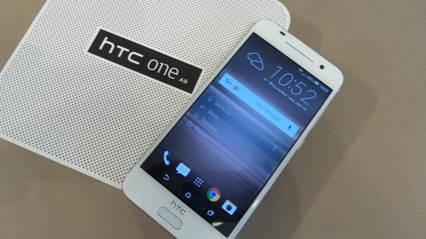 htc one a9 - vue 21
