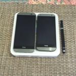 htc one m8 vs htc one mini 2 - vue 11