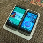 htc one m8 vs htc one mini 2 - vue 19