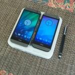 htc one m8 vs htc one mini 2 - vue 22