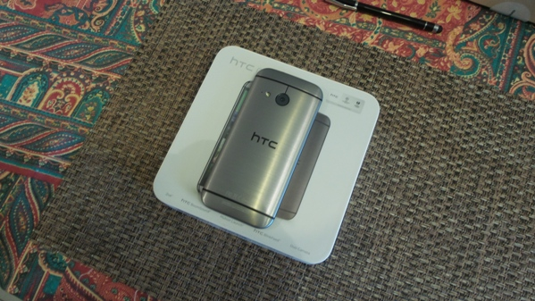 htc one mini 2 - vue 02