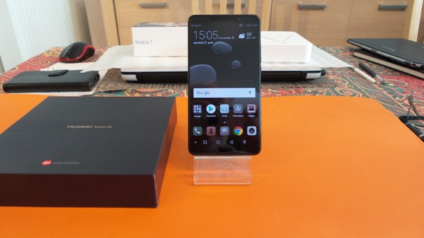 Test du Huawei Mate 10 : l'alternative