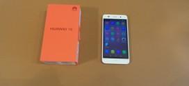 Test du Huawei Y6 Dual (SCL-L21) : belle carrosserie, petit moteur