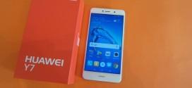 Test du Huawei Y7 : un smartphone d'entrée de gamme séduisant