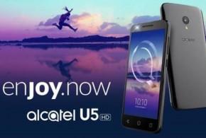 L'Alcatel U5 HD disponible dans l'Hexagone