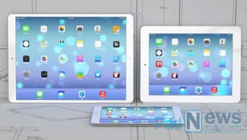 iPad Pro : un écran 2K ?
