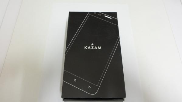 kazam 5.0 - vue 03