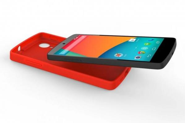 le-nexus-5-et-sa-coque-de-protection-rouge