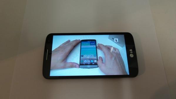 lg g2 mini - vue 13