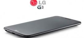 LG G3 : une mise à jour vers Lollipop