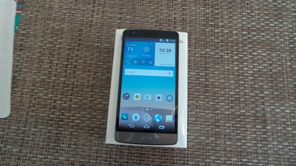 Test du LG G3S (D722) : « small » mais pas mini