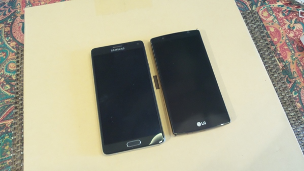 lg g4 vs samsung galaxy note 4 - vue 03